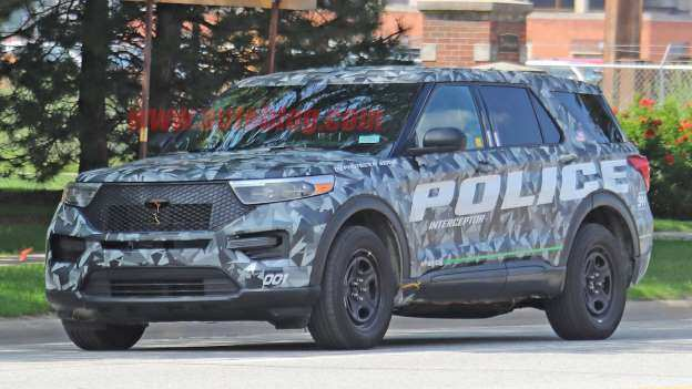 72 All New 2020 Ford Police Interceptor Pictures by 2020 Ford Police Interceptor