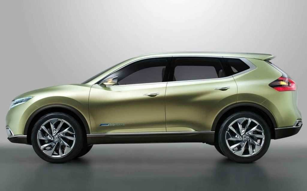 72 All New 2020 Nissan X Trail Release Date by 2020 Nissan X Trail
