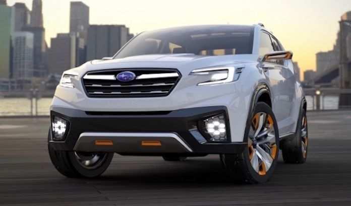 72 All New 2020 Subaru Suv Picture for 2020 Subaru Suv