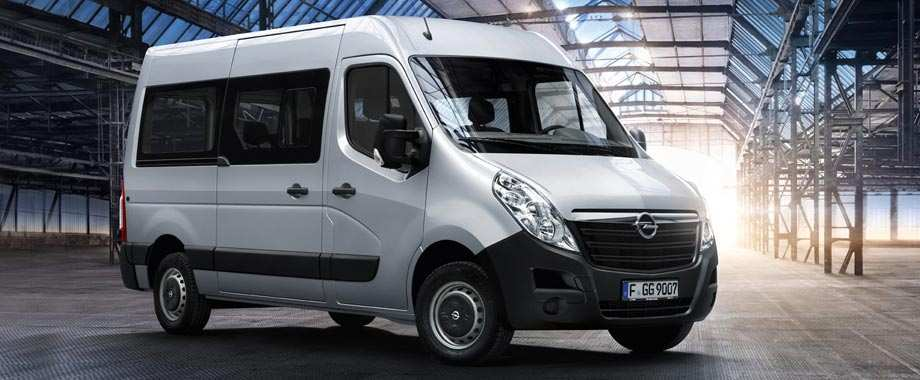 72 All New Opel Movano 2019 Price and Review for Opel Movano 2019