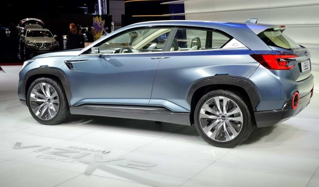 72 All New Subaru Prominence 2020 Picture for Subaru Prominence 2020