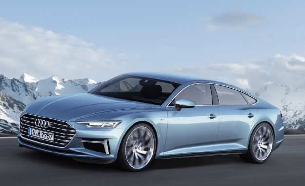 72 Best Review 2019 Audi A7 Release Date Performance and New Engine by 2019 Audi A7 Release Date
