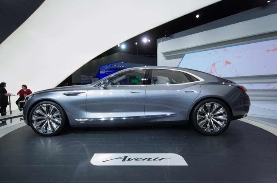 72 Best Review 2019 Buick Concept Pictures with 2019 Buick Concept