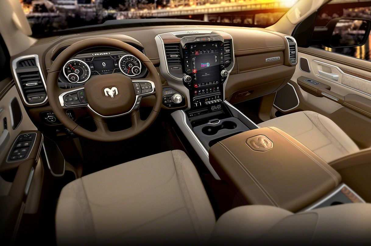 72 Best Review 2019 Dodge Interior First Drive by 2019 Dodge Interior