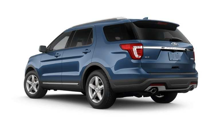 72 Best Review 2019 Ford Explorer Exterior and Interior for 2019 Ford Explorer