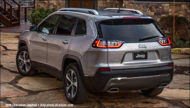 72 Best Review 2019 Jeep Cherokee Kl Pictures for 2019 Jeep Cherokee Kl