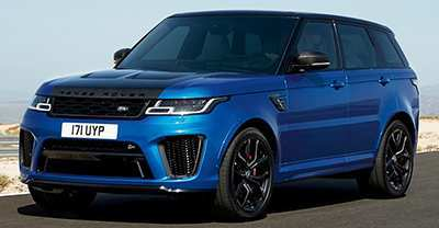 72 Best Review 2019 Land Rover Svr Specs by 2019 Land Rover Svr