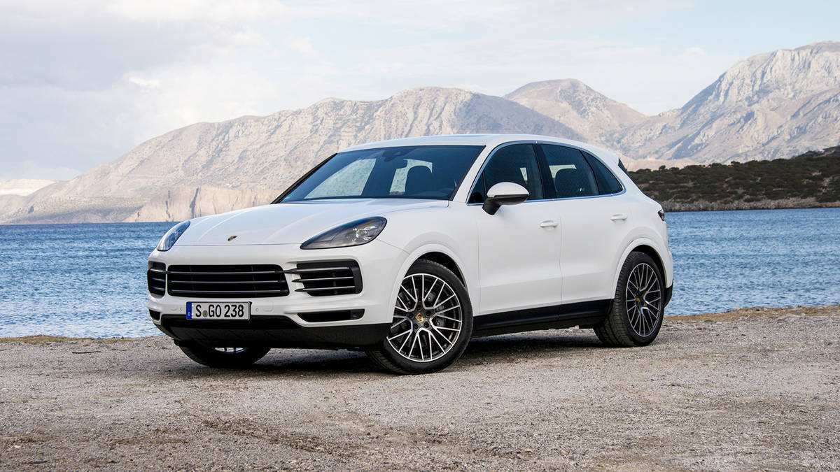72 Best Review 2019 Porsche Cayenne Turbo Review Specs for 2019 Porsche Cayenne Turbo Review