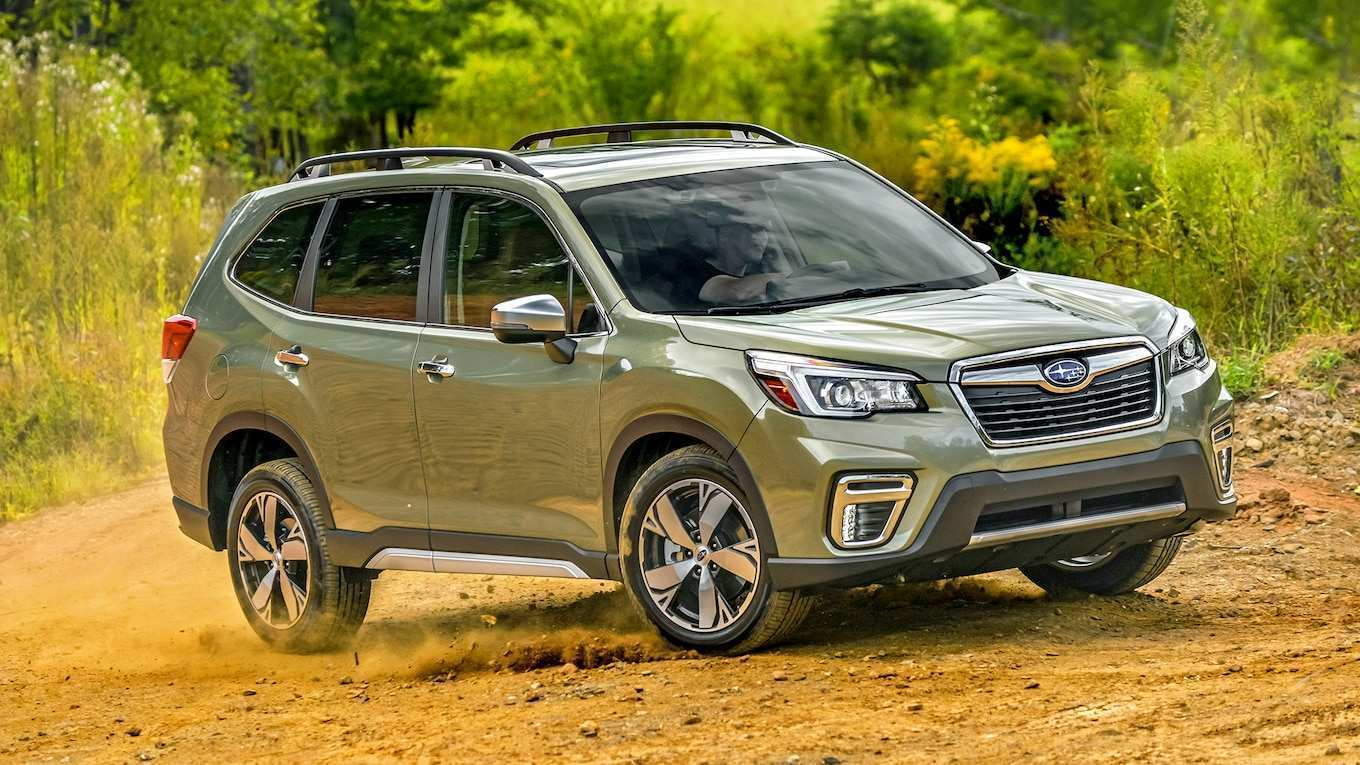 72 Best Review 2019 Subaru Forester Debut Pictures with 2019 Subaru Forester Debut