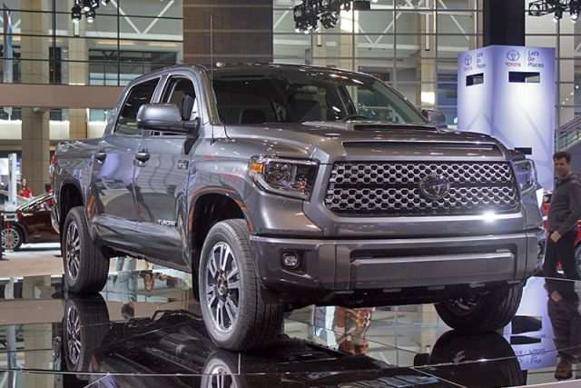 72 Best Review 2019 Toyota Tundra Redesign Release Date with 2019 Toyota Tundra Redesign