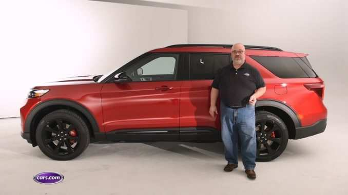 72 Best Review Ford K 2020 Spy Shoot by Ford K 2020