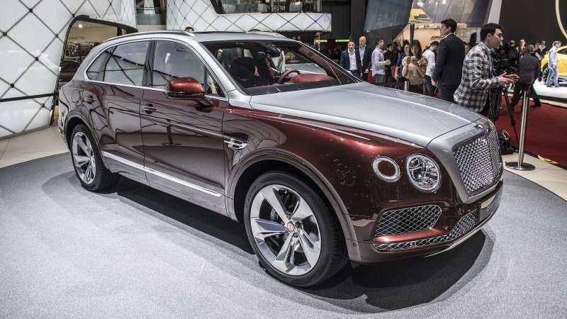 72 Concept of 2019 Bentley Bentayga Release Date Model with 2019 Bentley Bentayga Release Date