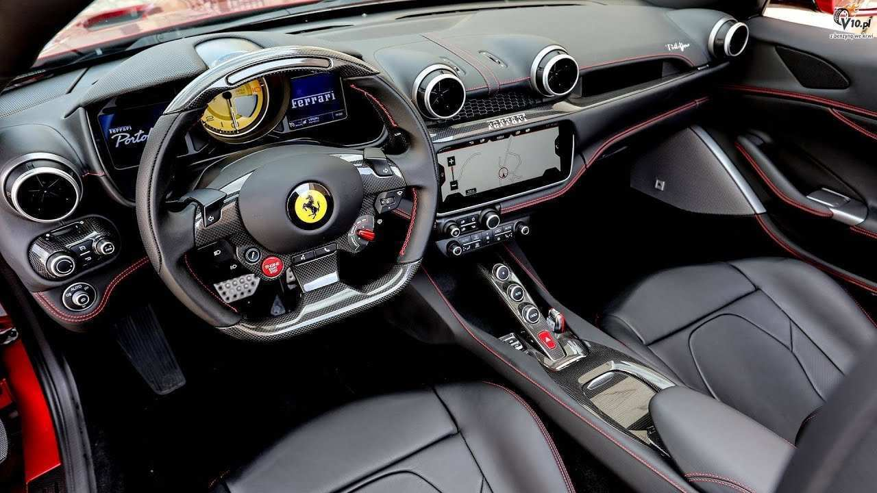 72 Concept of 2019 Ferrari Interior Reviews for 2019 Ferrari Interior