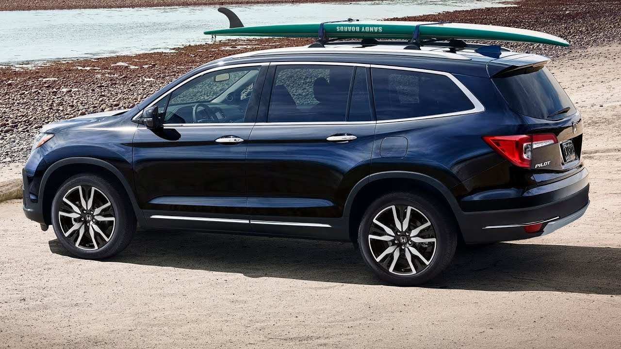 72 Concept of 2019 Honda Pilot Review New Concept with 2019 Honda Pilot Review