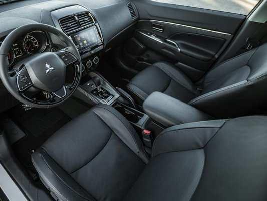 72 Concept of 2019 Mitsubishi Outlander Se Interior by 2019 Mitsubishi Outlander Se