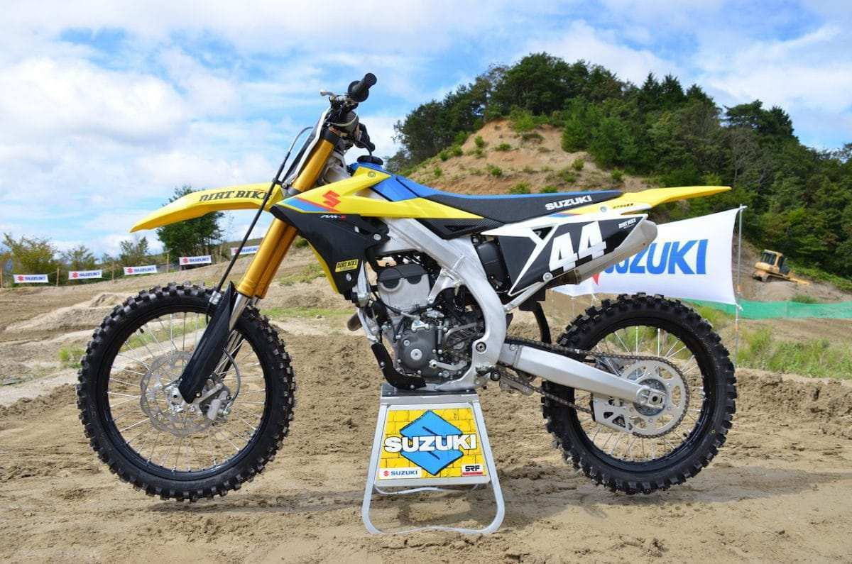72 Concept of 2019 Suzuki Rmz Performance and New Engine by 2019 Suzuki Rmz