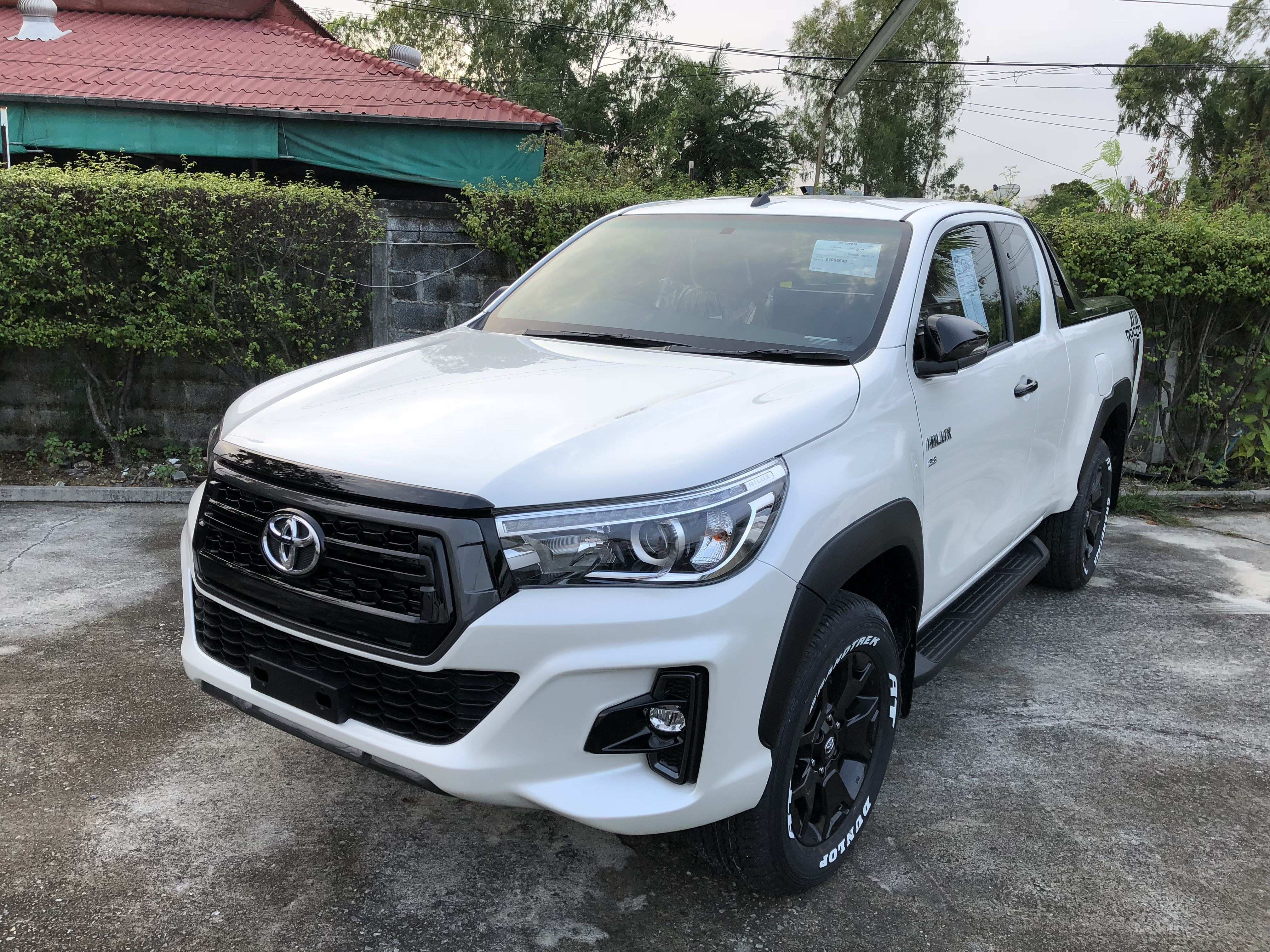 72 Concept of 2019 Toyota Dakar First Drive for 2019 Toyota Dakar