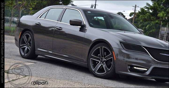 72 Concept of 2020 Chrysler 300 Redesign New Review by 2020 Chrysler 300 Redesign