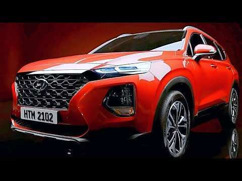 72 Concept of Hyundai Santa Fe 2020 Picture for Hyundai Santa Fe 2020