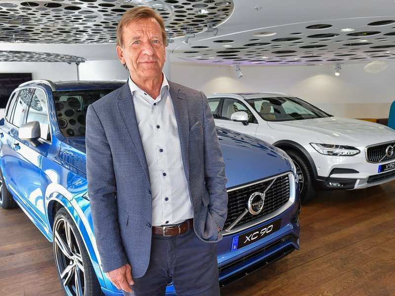 72 Concept of Volvo 2019 Electric Hybrid Overview for Volvo 2019 Electric Hybrid