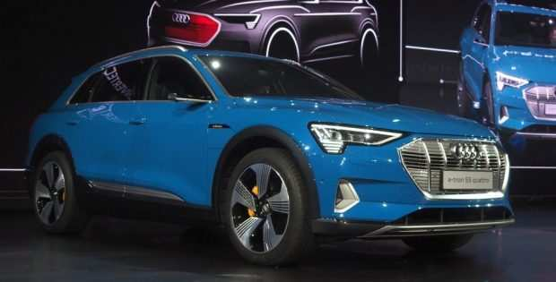72 Gallery Of 2019 Audi E Tron Quattro Cost New Review For 2019 Audi