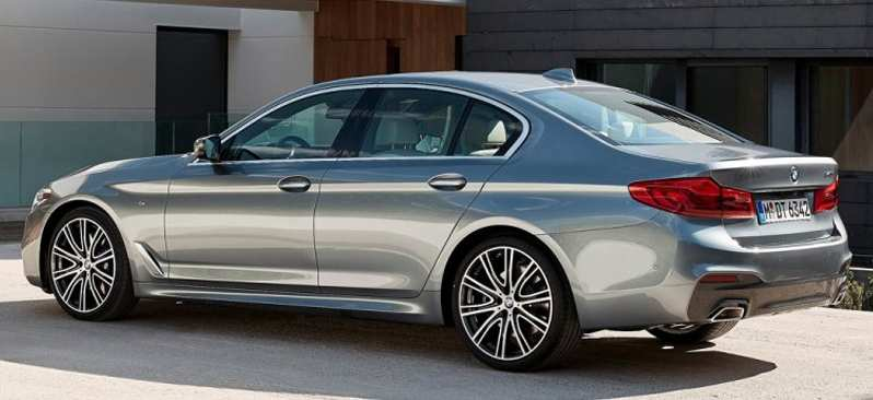 72 Gallery of 2019 Bmw 5 Series Redesign Release Date for 2019 Bmw 5 Series Redesign