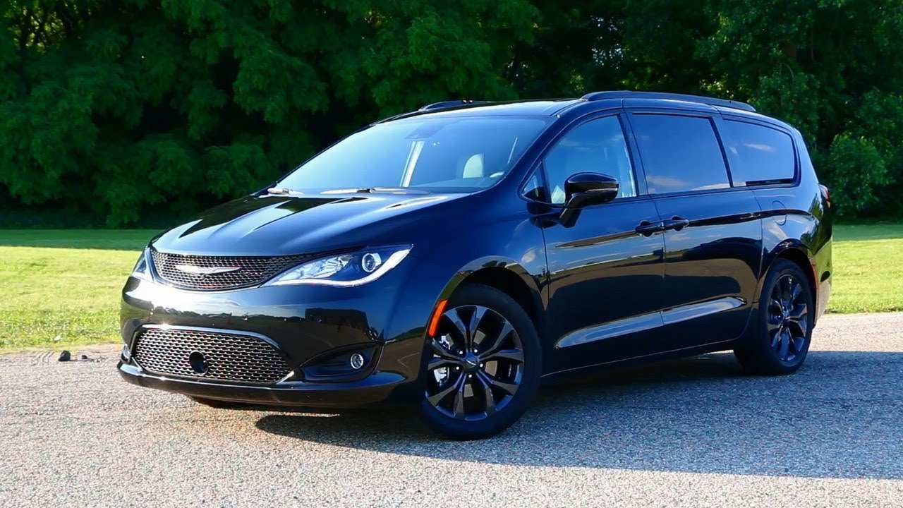 72 Gallery of 2019 Chrysler Pacifica Review Wallpaper by 2019 Chrysler Pacifica Review
