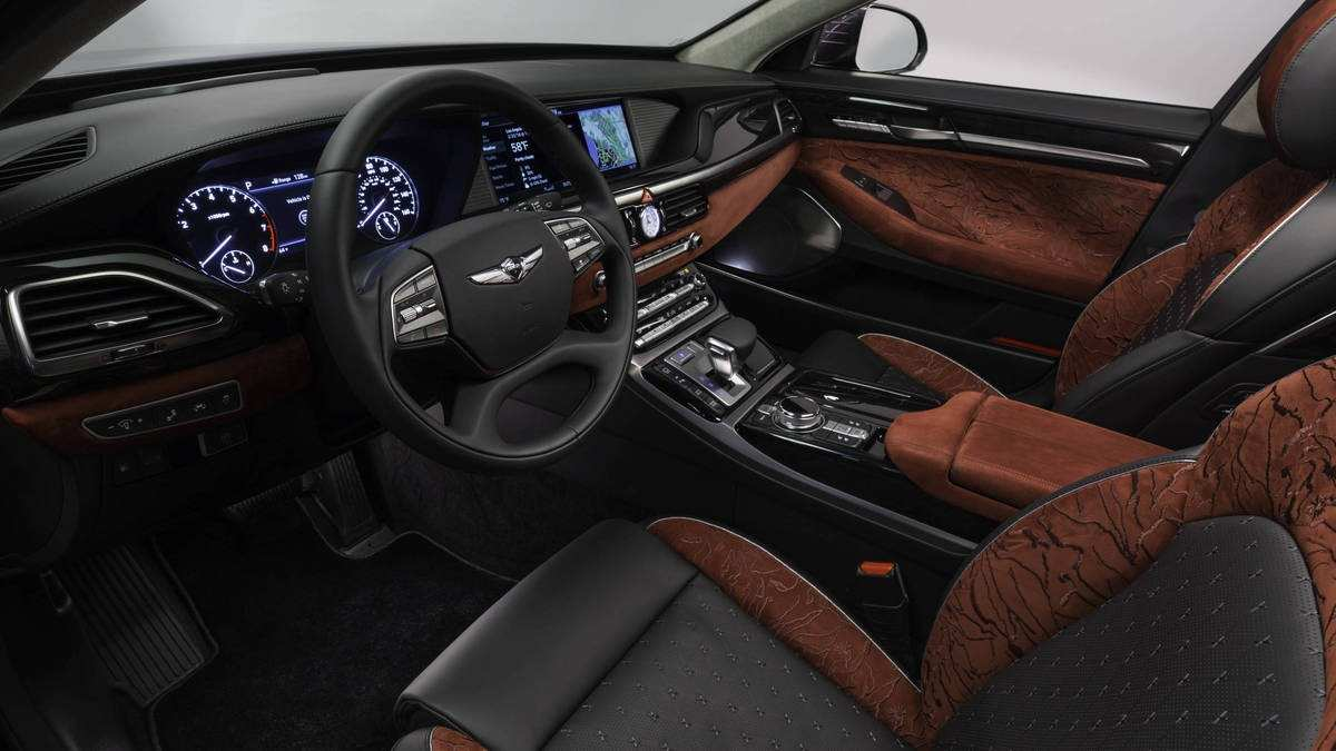 72 Gallery of 2019 Genesis G90 Exterior by 2019 Genesis G90