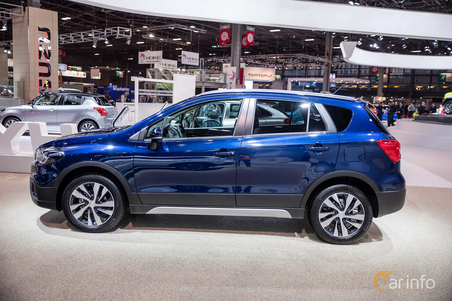 72 Gallery of 2019 Suzuki Sx4 Pictures with 2019 Suzuki Sx4