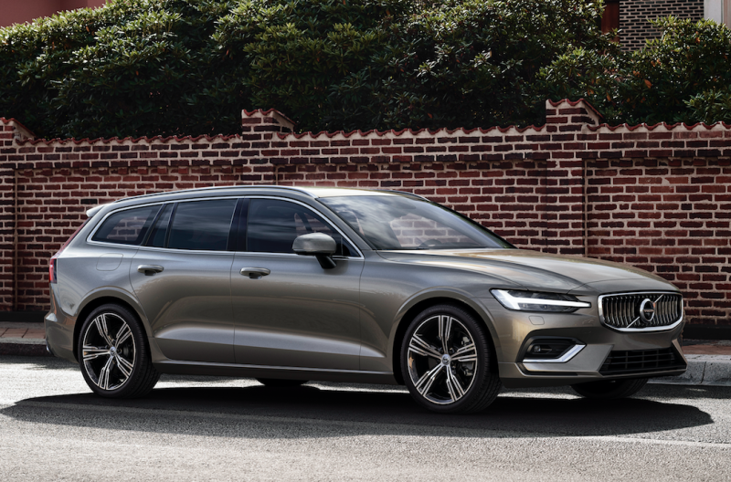 72 Gallery of 2019 Volvo Wagon Interior by 2019 Volvo Wagon