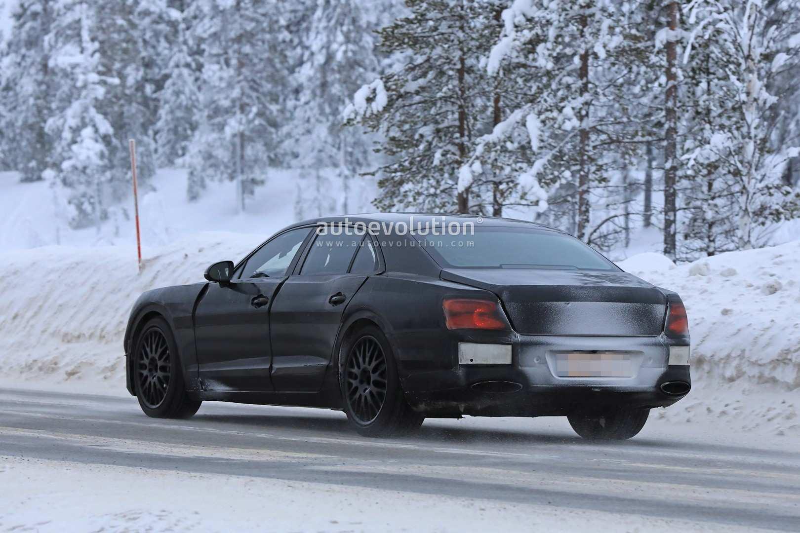 72 Gallery of 2020 Bentley Suv Review with 2020 Bentley Suv