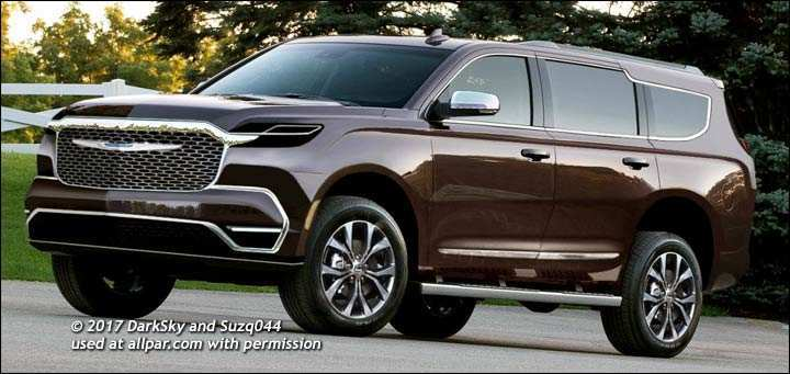 72 Gallery of 2020 Chrysler Suv Exterior and Interior by 2020 Chrysler Suv