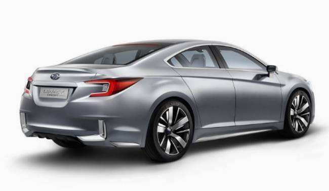 72 Gallery of 2020 Subaru Legacy Redesign Concept with 2020 Subaru Legacy Redesign