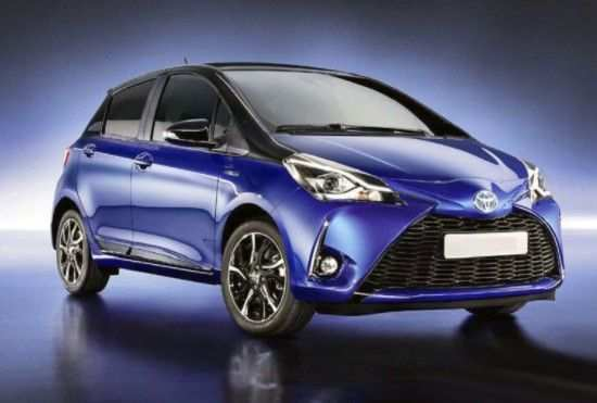 72 Gallery of 2020 Toyota Yaris Hatchback Model with 2020 Toyota Yaris Hatchback