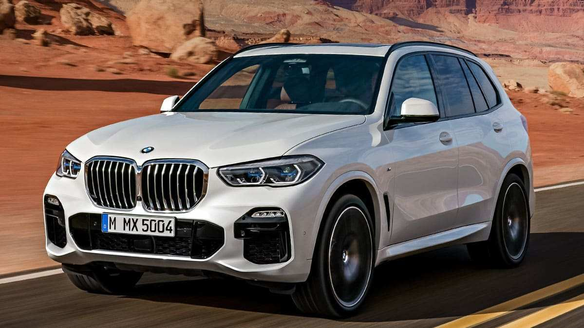 72 Great 2019 Bmw X5 Release Date Model by 2019 Bmw X5 Release Date