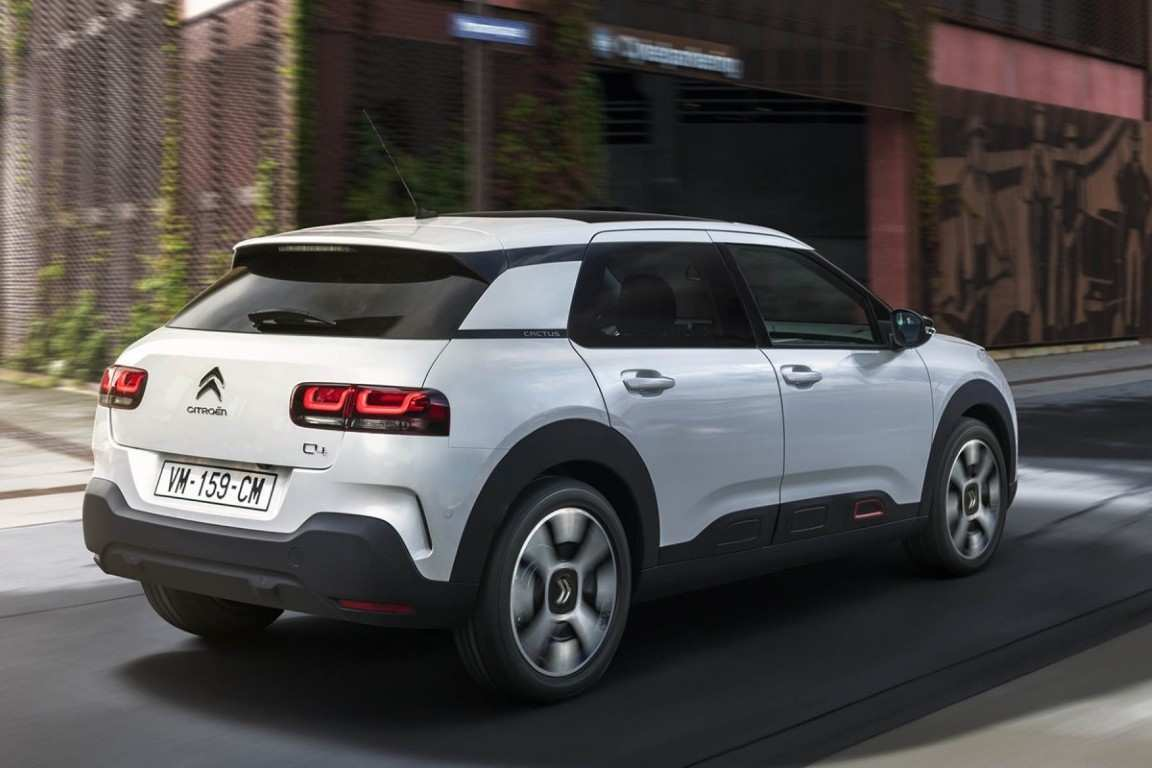 72 Great 2019 Citroen Cactus Speed Test for 2019 Citroen Cactus