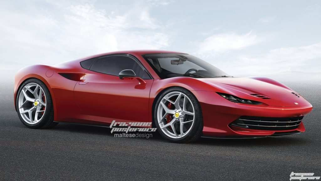 72 Great 2019 Ferrari Models Engine with 2019 Ferrari Models