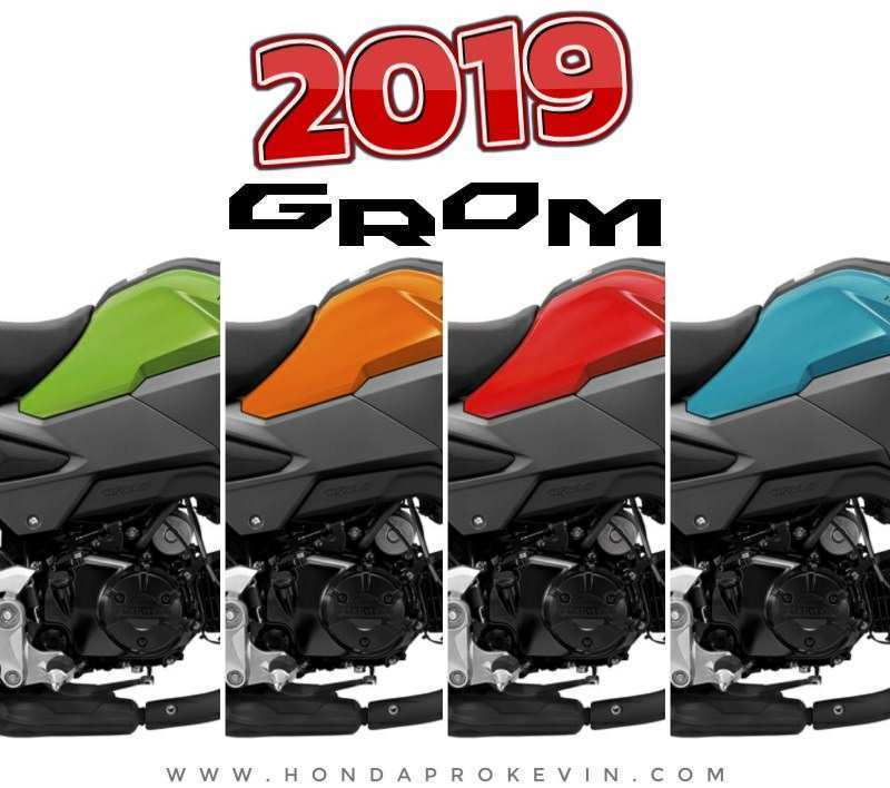 72 Great 2019 Honda Grom Specs Release Date with 2019 Honda Grom Specs