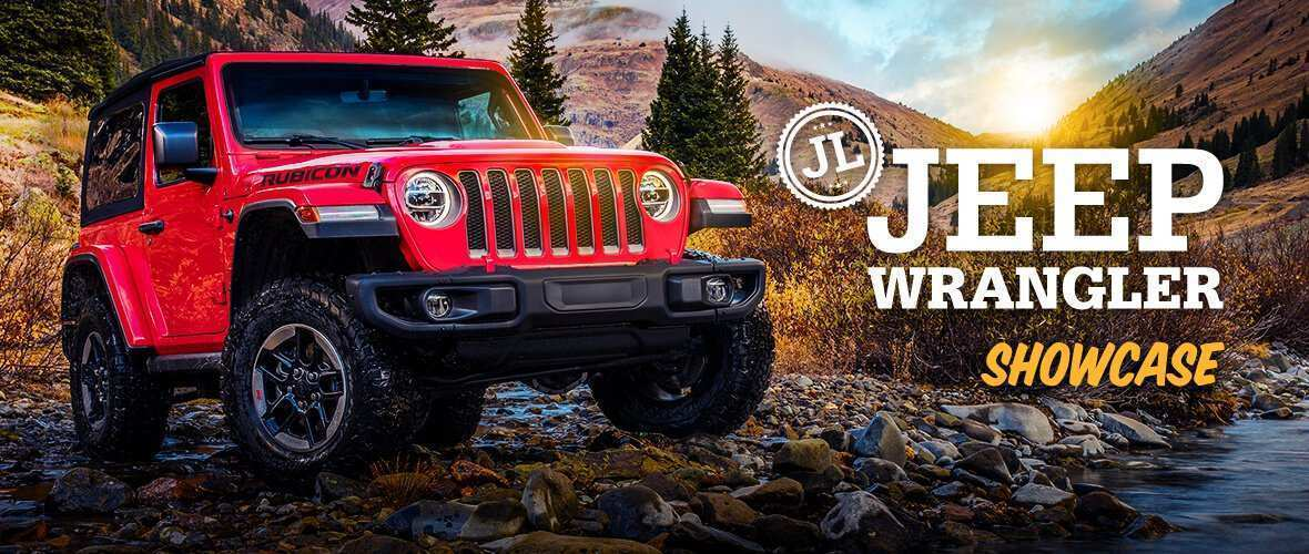 72 Great 2019 Jeep Jl Release Date Exterior and Interior by 2019 Jeep Jl Release Date