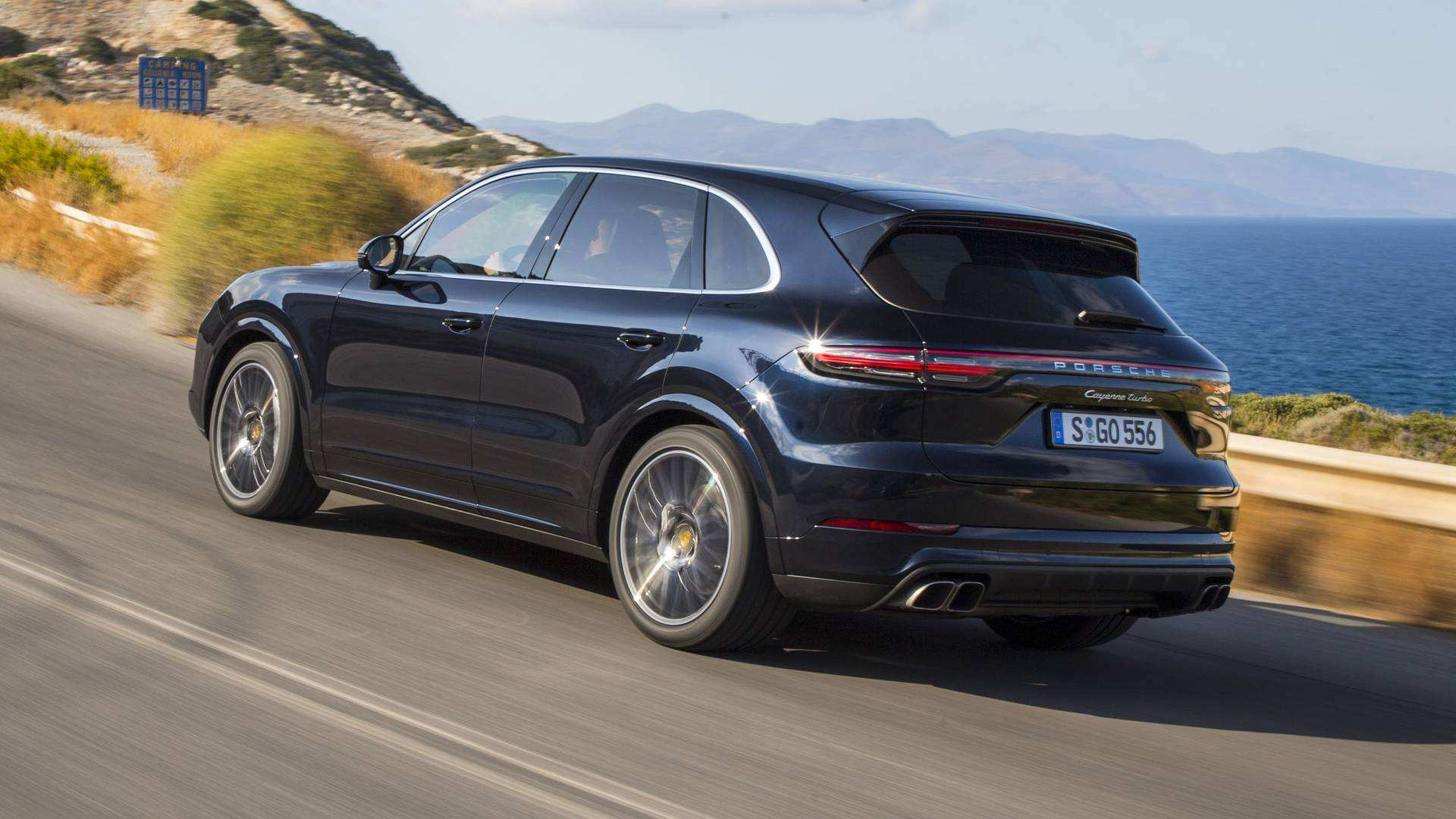 72 Great 2019 Porsche Cayenne New Concept by 2019 Porsche Cayenne