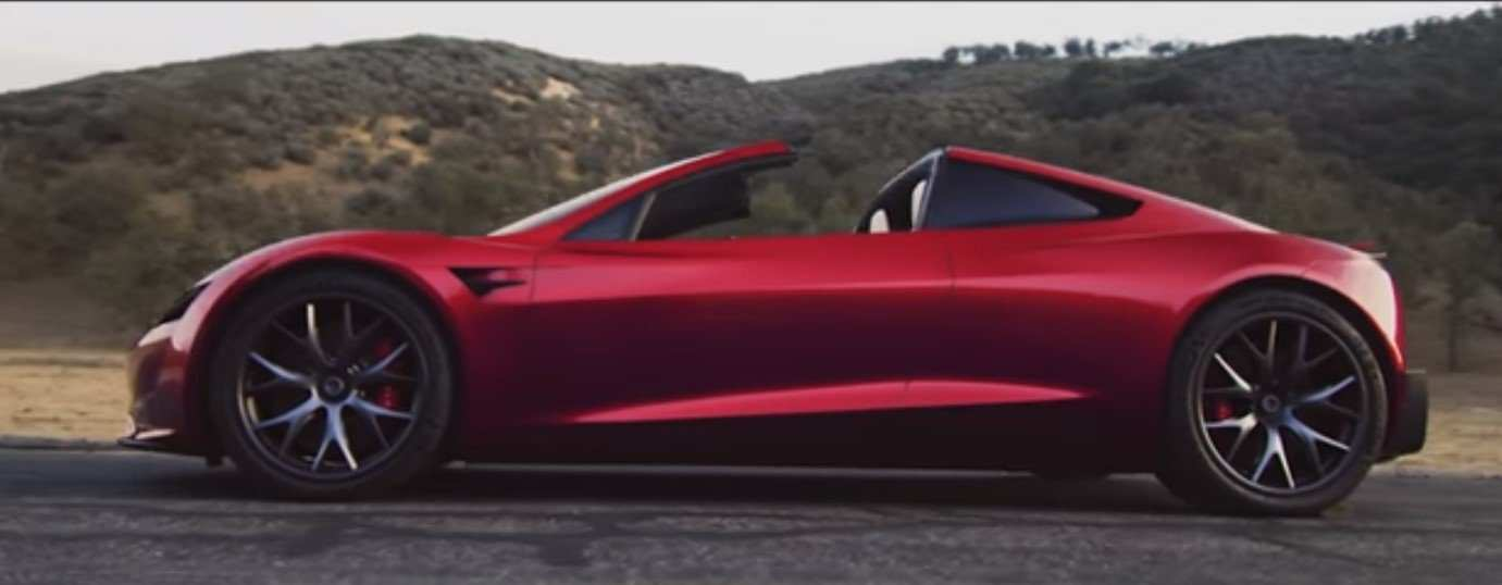 72 Great 2019 Tesla Roadster New Review with 2019 Tesla Roadster