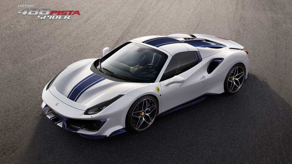 72 Great 2020 Ferrari 588 Redesign for 2020 Ferrari 588