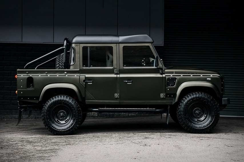 72 Great 2020 Land Rover Truck Configurations by 2020 Land Rover Truck