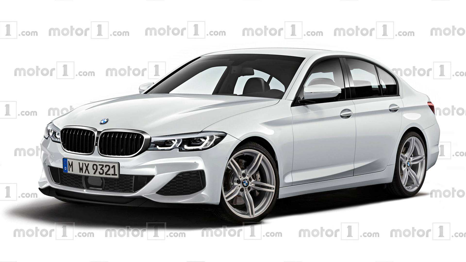 72 New 2019 Bmw Sedan History for 2019 Bmw Sedan