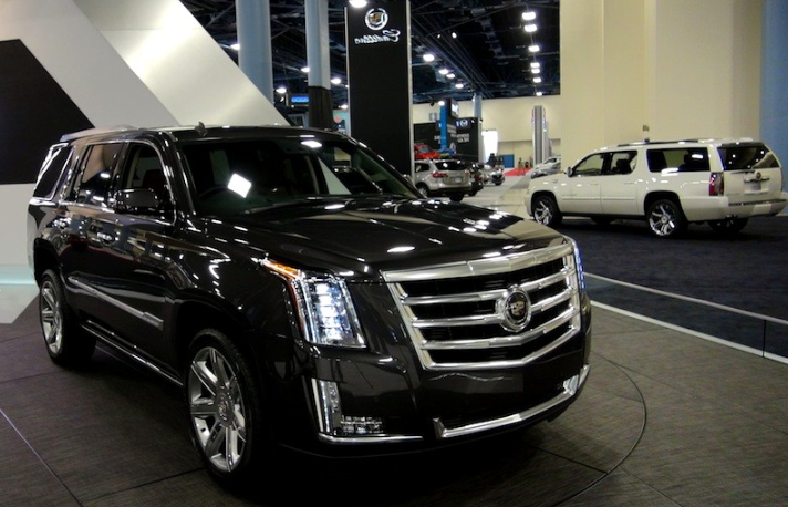 72 New 2019 Cadillac Escalade Concept Interior for 2019 Cadillac Escalade Concept