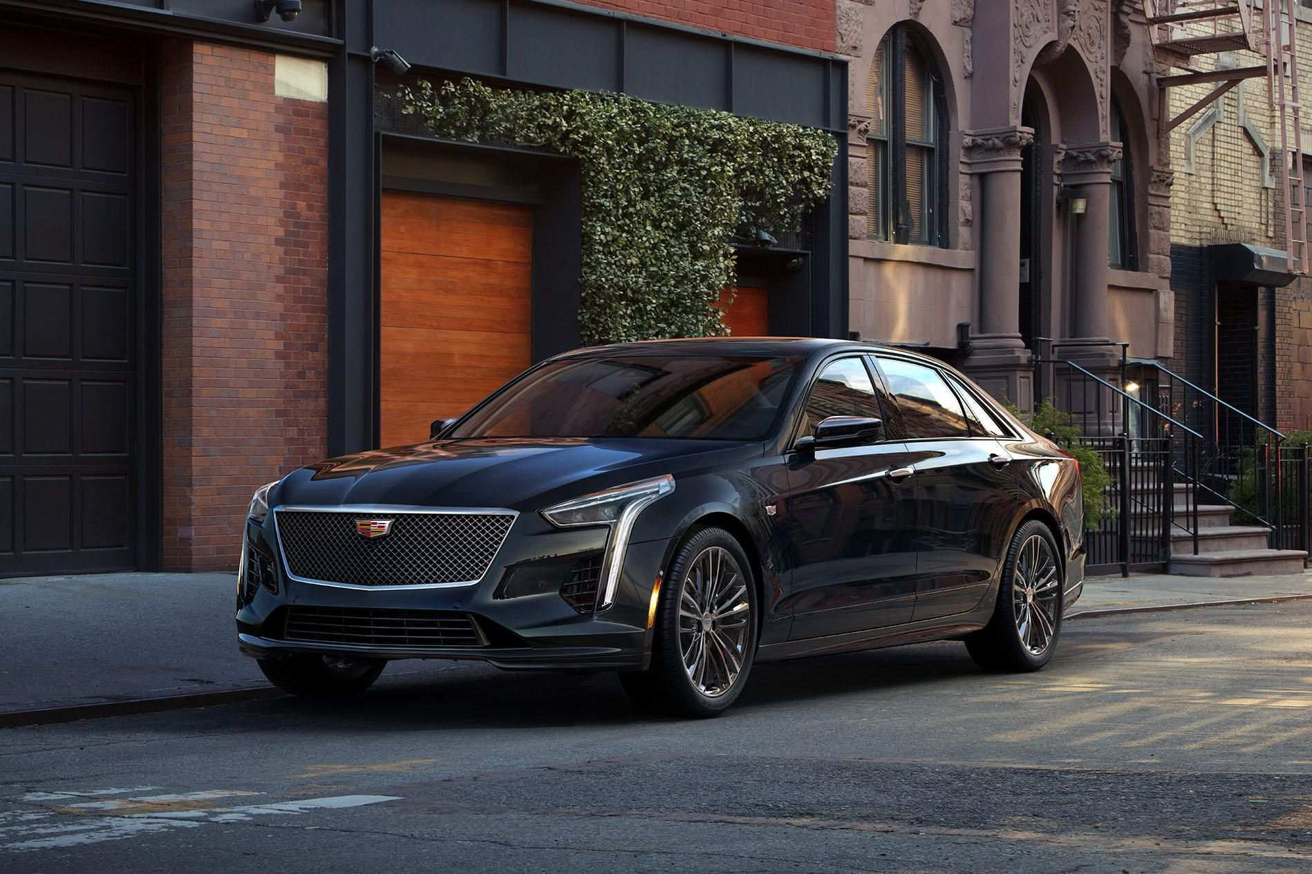 72 New 2019 Cadillac Twin Turbo V8 History by 2019 Cadillac Twin Turbo V8