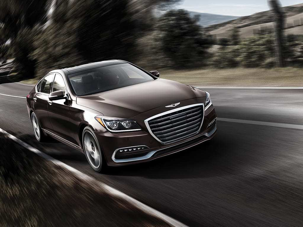 72 New 2019 Genesis Hybrid Picture for 2019 Genesis Hybrid