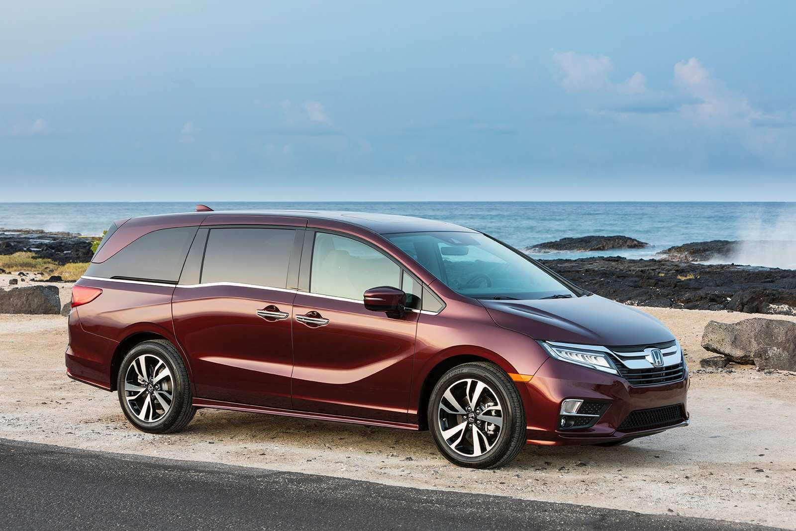 72 New 2019 Honda Odyssey Release Spy Shoot with 2019 Honda Odyssey Release