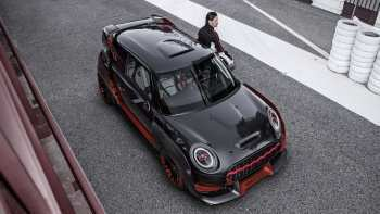 72 New 2019 Mini Jcw Gp Interior for 2019 Mini Jcw Gp