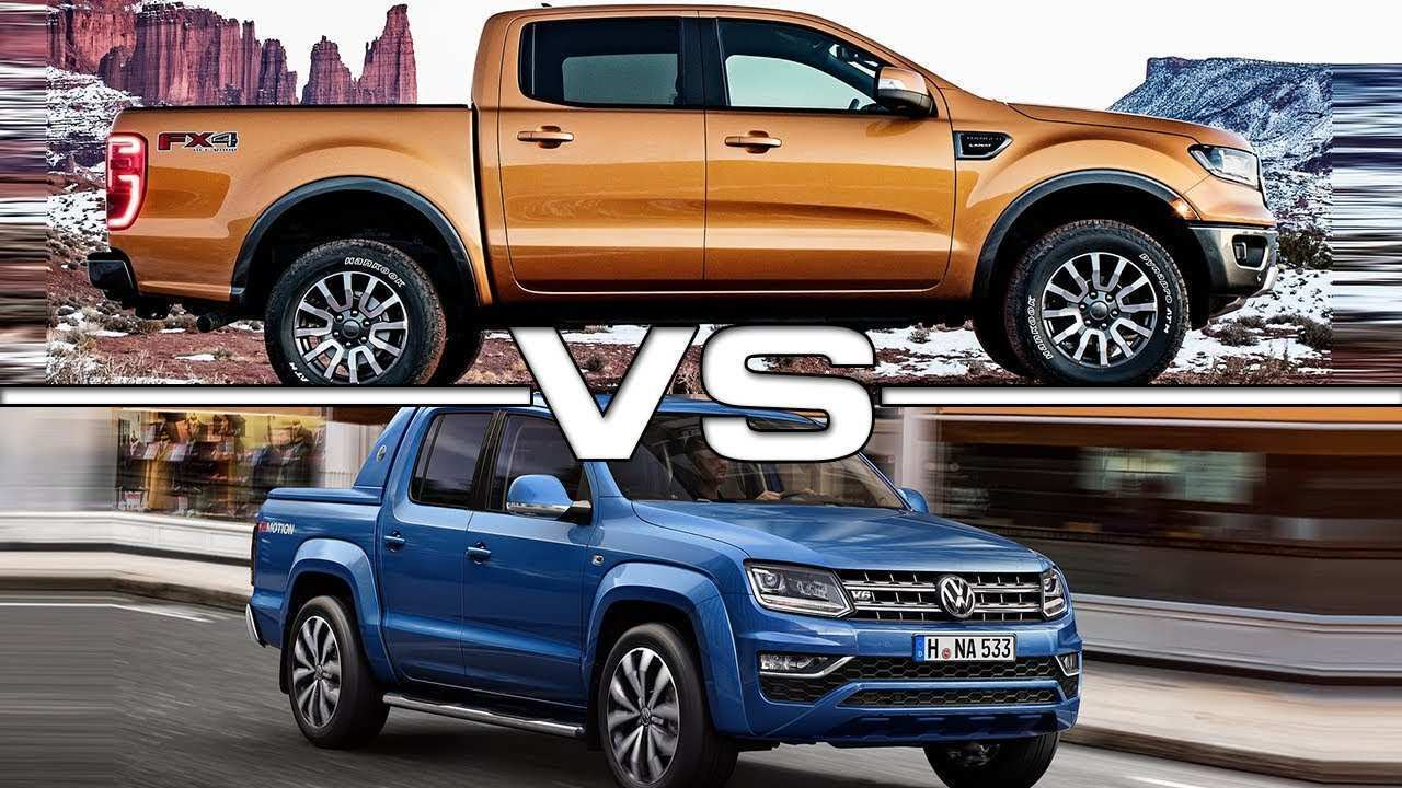 72 New 2019 Volkswagen Amarok Research New for 2019 Volkswagen Amarok